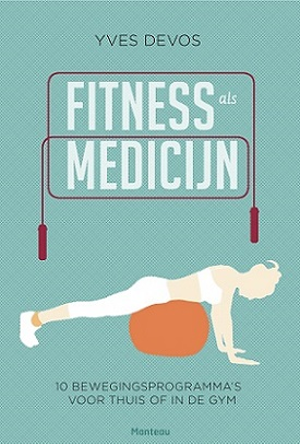 Boek Fitness als Medicijn Yves Devos